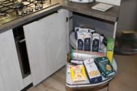 Cucina con Spazi Ben Organizzati